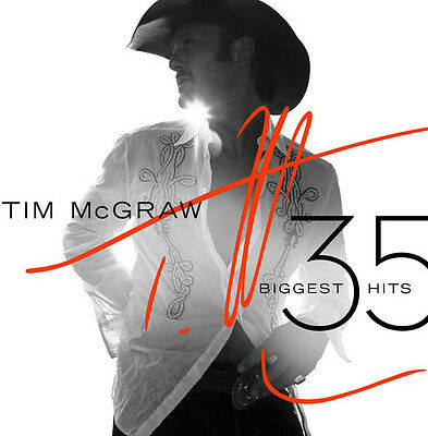 Tim Mcgraw   35 Biggest Hits  New Cd