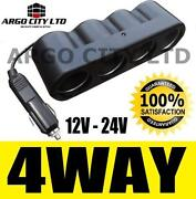 12V Multi Adapter