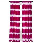Tie Dye Curtains