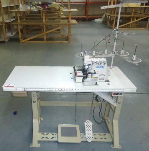 industrial overlock sewing machine