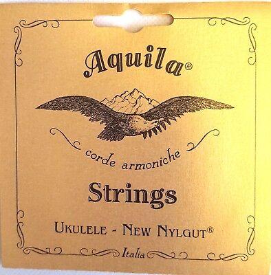 AQUILA 7U Concert Ukulele Strings (GCEA) Tuning.