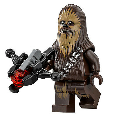 NEW LEGO STAR WARS CHEWBACCA FORCE AWAKENS MINIFIG figure 75105 minifigure toy