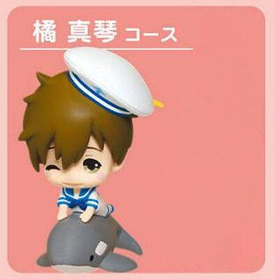 Free    Iwatobi Swim Club 3 Makoto Deform Prize Figure New