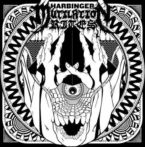 Mutilation Rites - Harbinger [New CD]