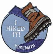 Yosemite Patch