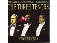 The Three Tenors - Volumes 1 - 4 CD