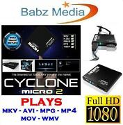 Sumvision Cyclone Micro Media Player