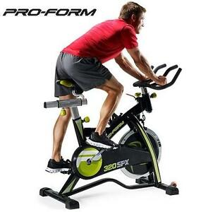 NEW* PROFORM INDOOR EXERCISE BIKE 320 SPX 108304700