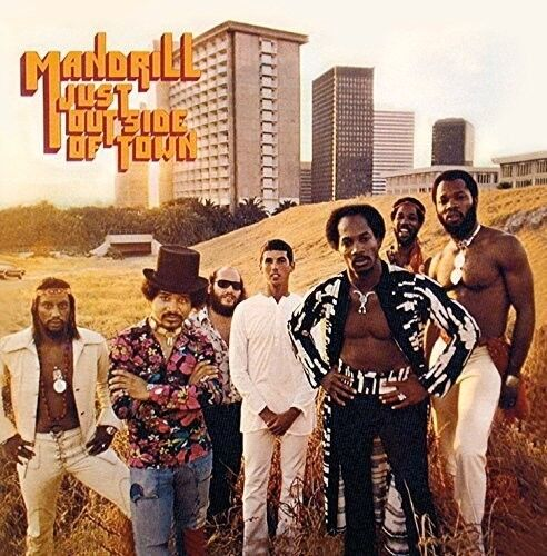 Mandrill - Just Outside of Town [New CD] Holland - Import