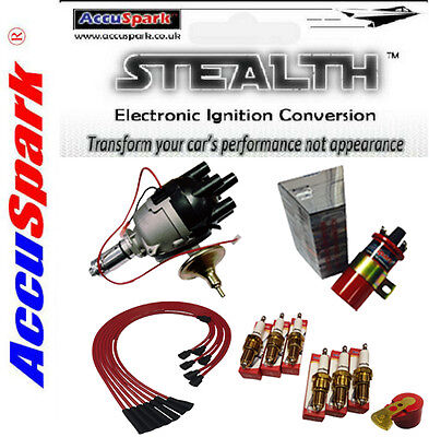 MGC Stealth Electronic Ignition Performance / Service Pack for Lucas 25D6