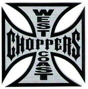 West Coast Choppers Stickers
