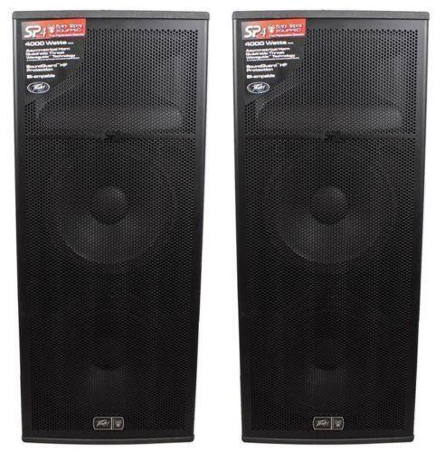 Peavey SP4: Speakers & Monitors
