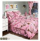 Pink Camouflage Comforter