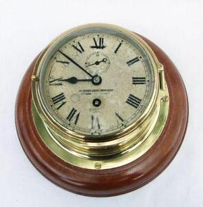 Ships Clock Ebay