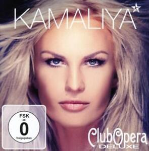 Club Opera (Deluxe Version) von Kamaliya (2014), Neu OVP, CD & DVD