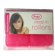 Sleep in Hair Rollers