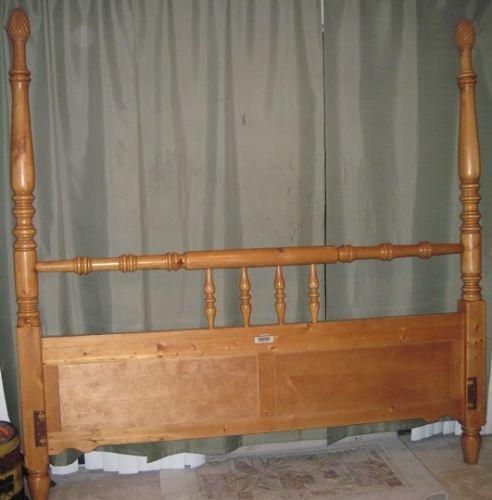 Pine Headboard Ebay