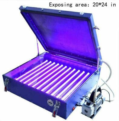 Led Vacuum Exposure Unit Exposing Area Is 1822in Twelve Led Special Uv Light