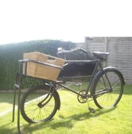 BUTCHERS TRADE BIKE * TV FILM PROP CAFE FARM SHOP BISTRO ADVERTISING WEDDINGS PUB MARKET RESTAURANT