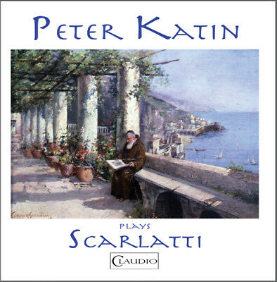 Peter Katin : Peter Katin Plays Scarlatti CD (2016) ***NEW*** Quality guaranteed