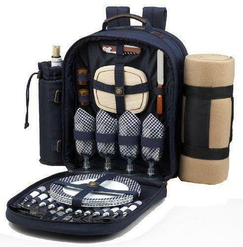 Picnic Basket Backpack Two : Picnic at ascot backpack