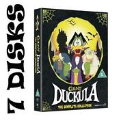 Count Duckula DVD