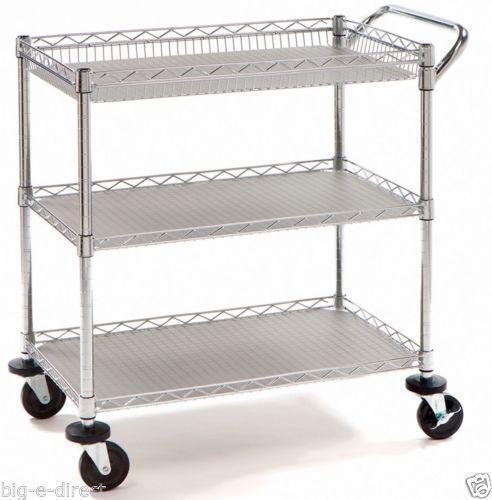 Wire Utility Cart Ebay