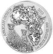 Ruanda Silber