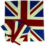 Union Jack Napkins
