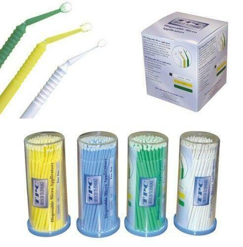 Microbrush Applicators Multi Purpose Craft Supplies Ebay