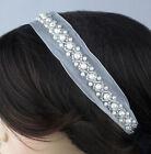 Handmade Pearl Hair Accessories for Women