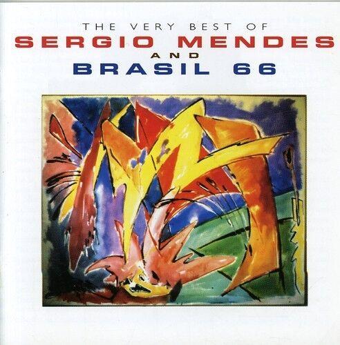 Sergio Mendes, Sergi - Very Best of Sergio Mendes & Brasil '66 [New CD]