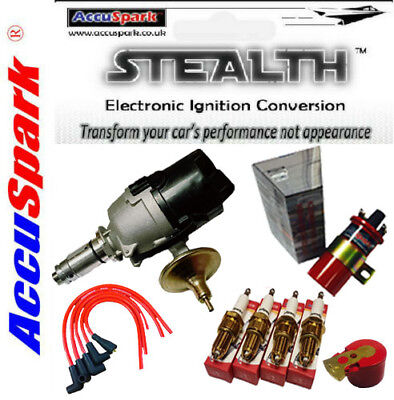 MG Midget/SPRITE electronic ignition performance pack SC positive earth