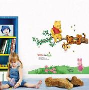 Winnie The Pooh Wall Stickers
