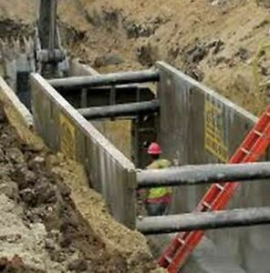Trench Shoring Rentals and Sales