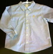 Toddler Boys Shirts 4T