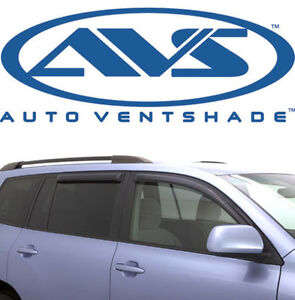 ALL IN STOCK AVS VENT VISORS 4 PIECE SETS IN STOCK London Ontario image 7
