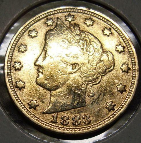 1883 Gold Coin Ebay