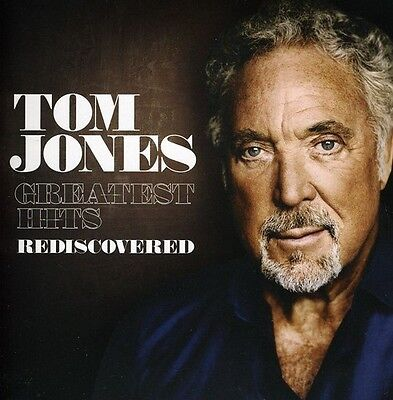 Tom Jones   Greatest Hits Rediscovered  New Cd  Asia   Import