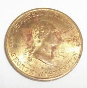 George Washington Token
