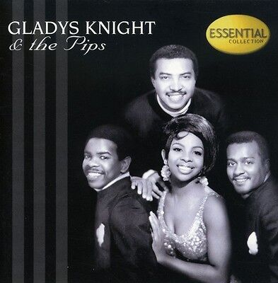 Gladys Knight  Gladys Knight   The Pips   Essential Collection  New Cd