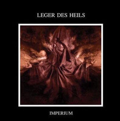LEGER DES HEILS Imperium LP WHITE VINYL 2017 LTD.100 SIGNIERT