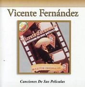 Vicente Fernandez CD