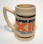 Super Bowl Stein