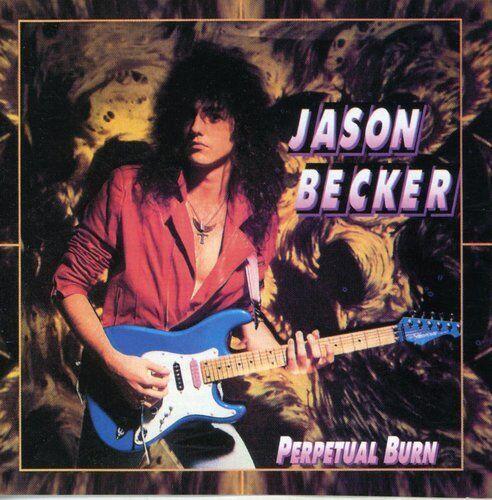 Jason Becker - Perpetual Burn [New CD]