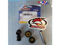 New Kawasaki KFX 50 03-06 Suzuki LT 50 84-87 King Pin Kit Allballs 42-1006
