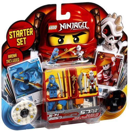 Lego Ninjago Spinjitzu Starter Set - YouTube