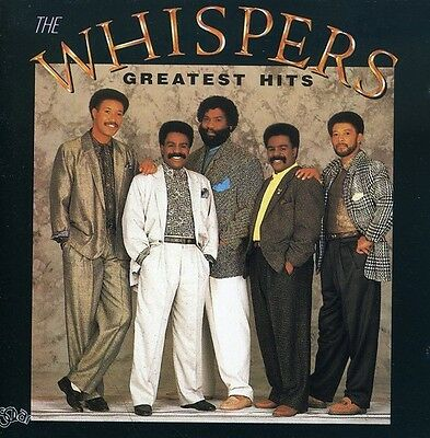 The Whispers - Greatest Hits [New Cd] 0