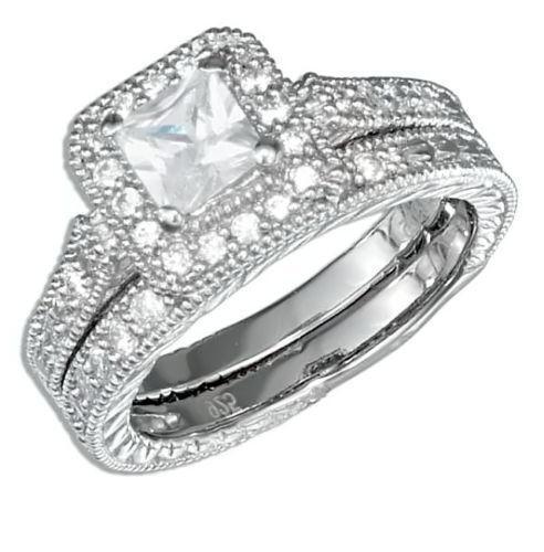 Engagement Ring Set | eBay
