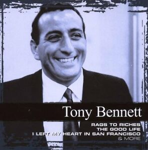 "TONY BENNETT ""BEST OF COLLECTIONS"" BRAND NEW FACTORY WRAPPED CD"
